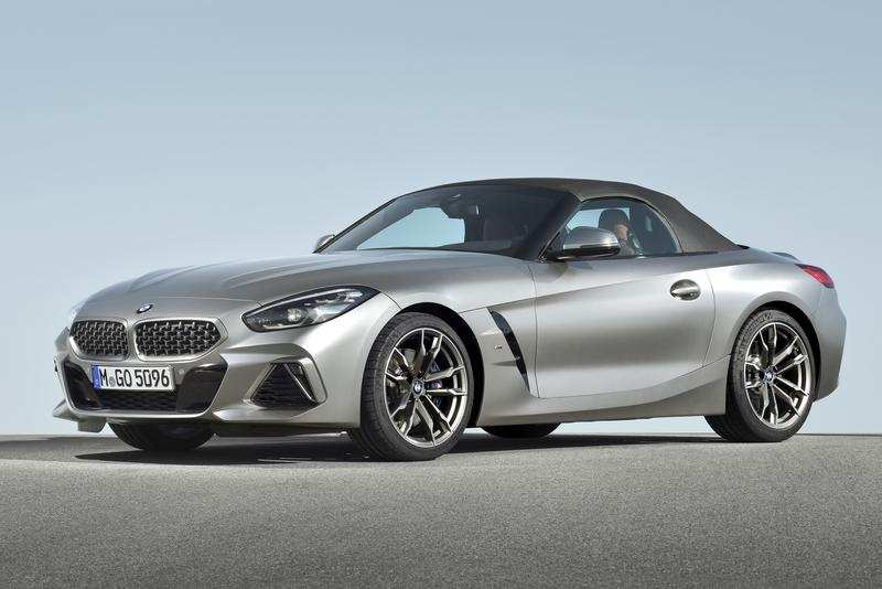 36 Concept of BMW Z4 Coupe 2020 Exterior and Interior for BMW Z4 Coupe 2020