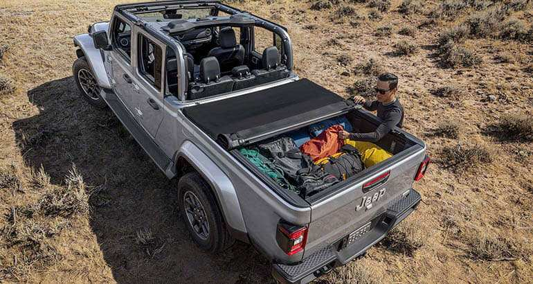 36 Concept of Gas Mileage For 2020 Jeep Gladiator Specs by Gas Mileage For 2020 Jeep Gladiator
