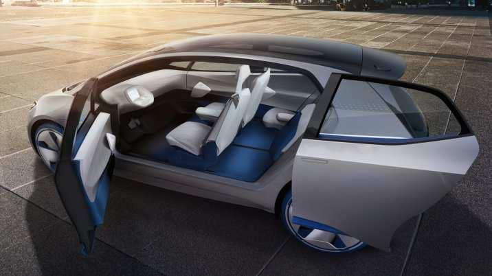 36 Concept of Volkswagen Id Family 2020 Specs with Volkswagen Id Family 2020