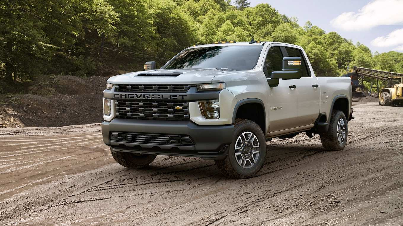 36 Gallery of 2020 Chevrolet Silverado 1500 Ld New Review by 2020 Chevrolet Silverado 1500 Ld