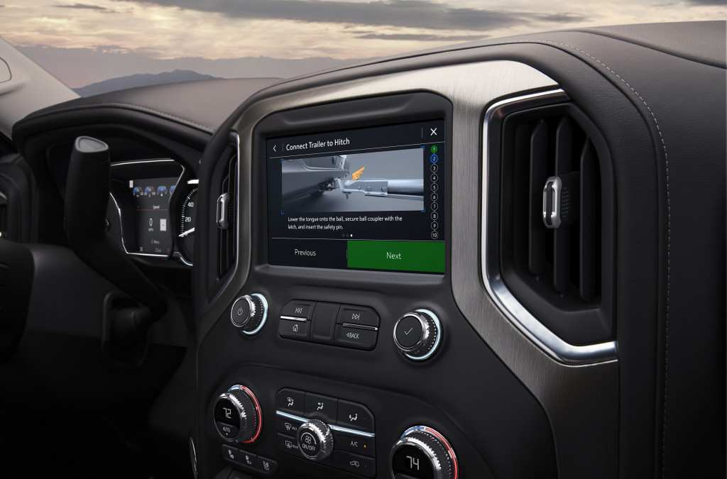 36 Gallery of 2020 Gmc Sierra Interior Specs with 2020 Gmc Sierra Interior