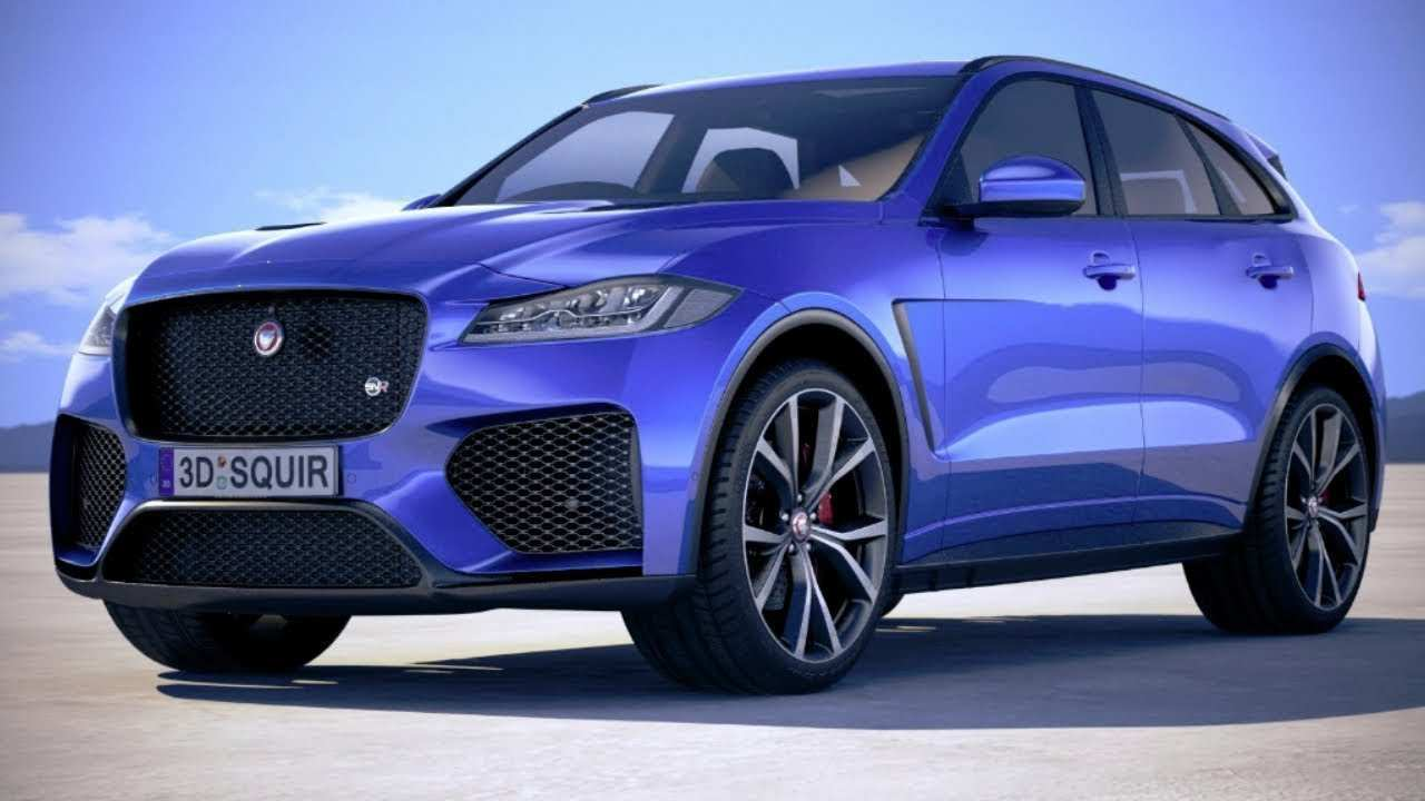 36 Gallery of 2020 Jaguar F Pace Release Date Speed Test by 2020 Jaguar F Pace Release Date