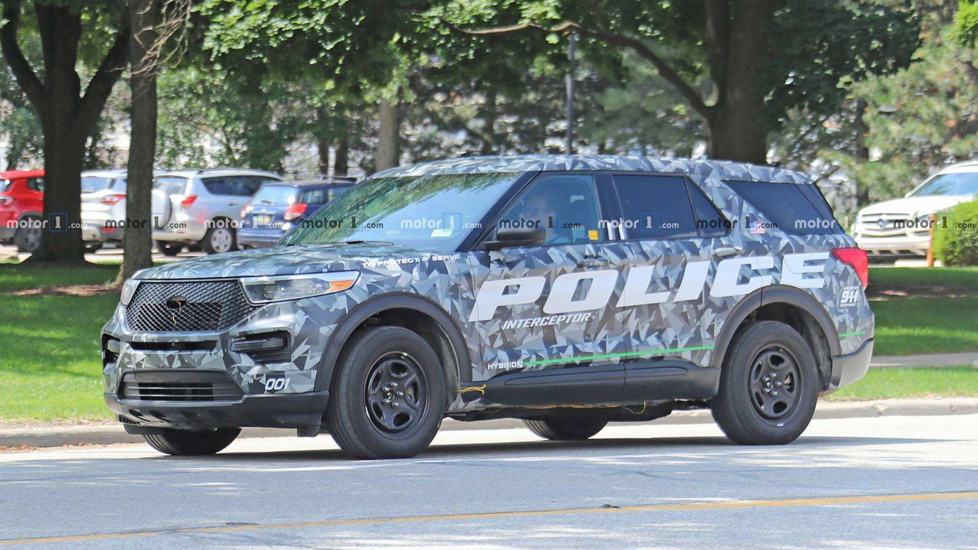 36 Gallery of Ford Interceptor 2020 Spy Shoot with Ford Interceptor 2020
