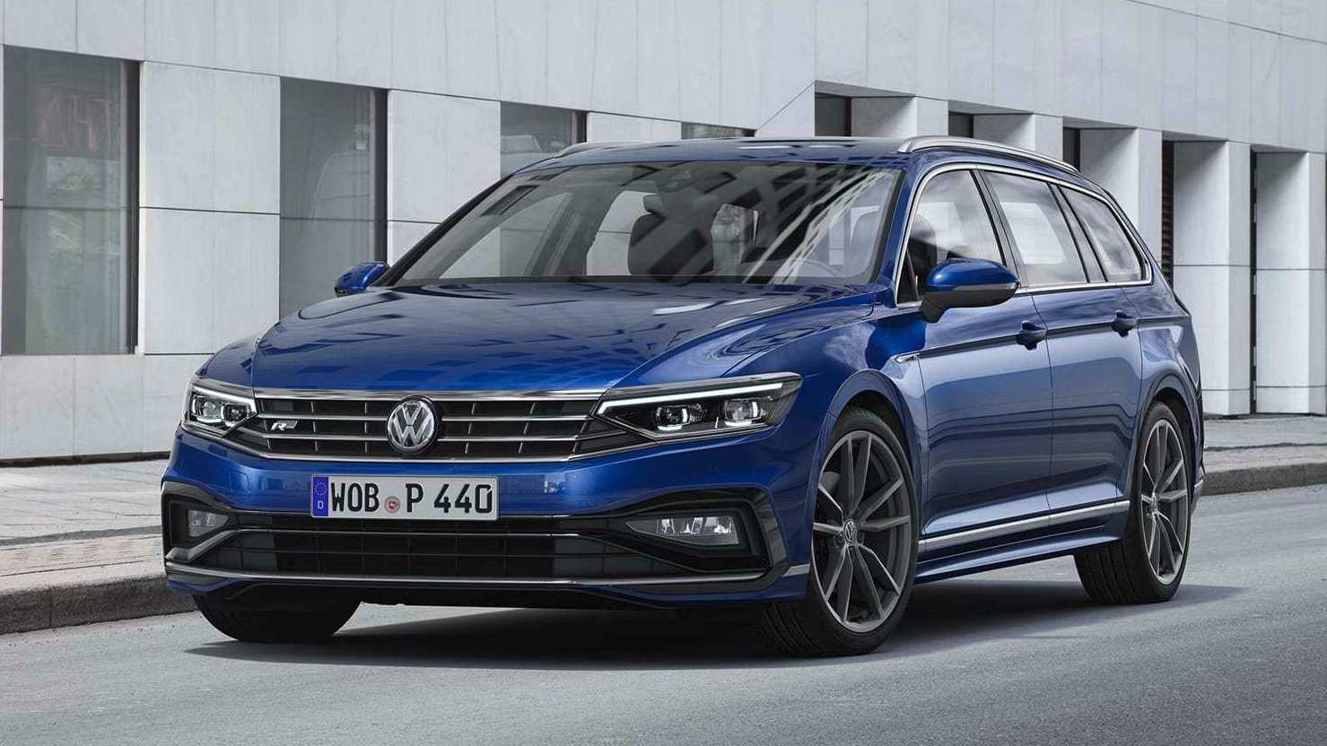 36 Great 2020 Volkswagen Passat Wagon Interior by 2020 Volkswagen Passat Wagon