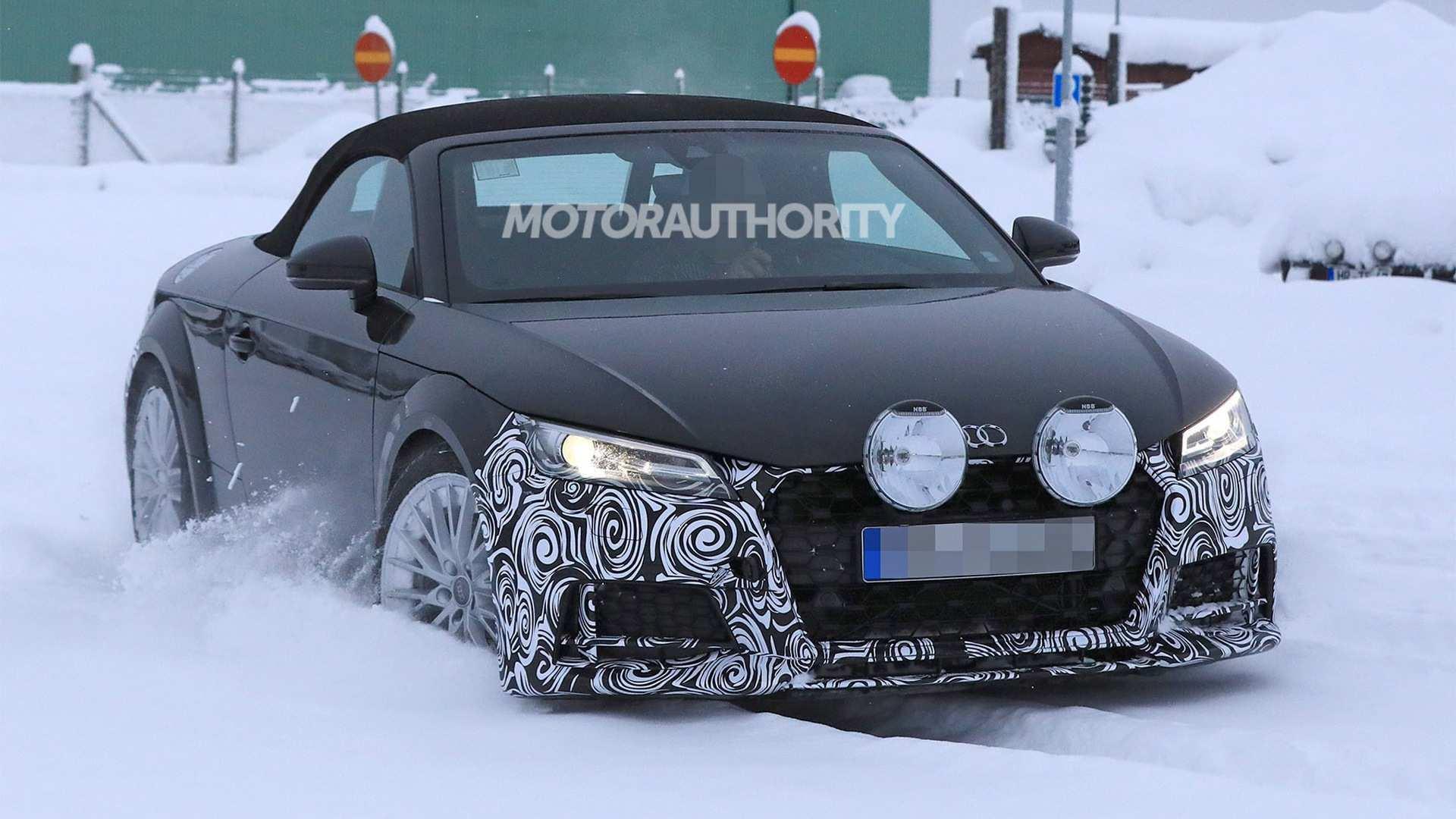 36 Great Audi Tt Convertible 2020 Exterior and Interior with Audi Tt Convertible 2020