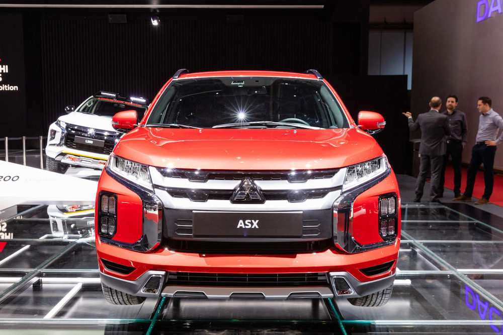 36 Great Mitsubishi Asx 2020 Uscita Research New by Mitsubishi Asx 2020 Uscita
