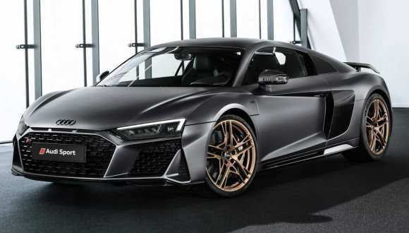 36 New 2020 Audi R8 V10 Performance Concept with 2020 Audi R8 V10 Performance