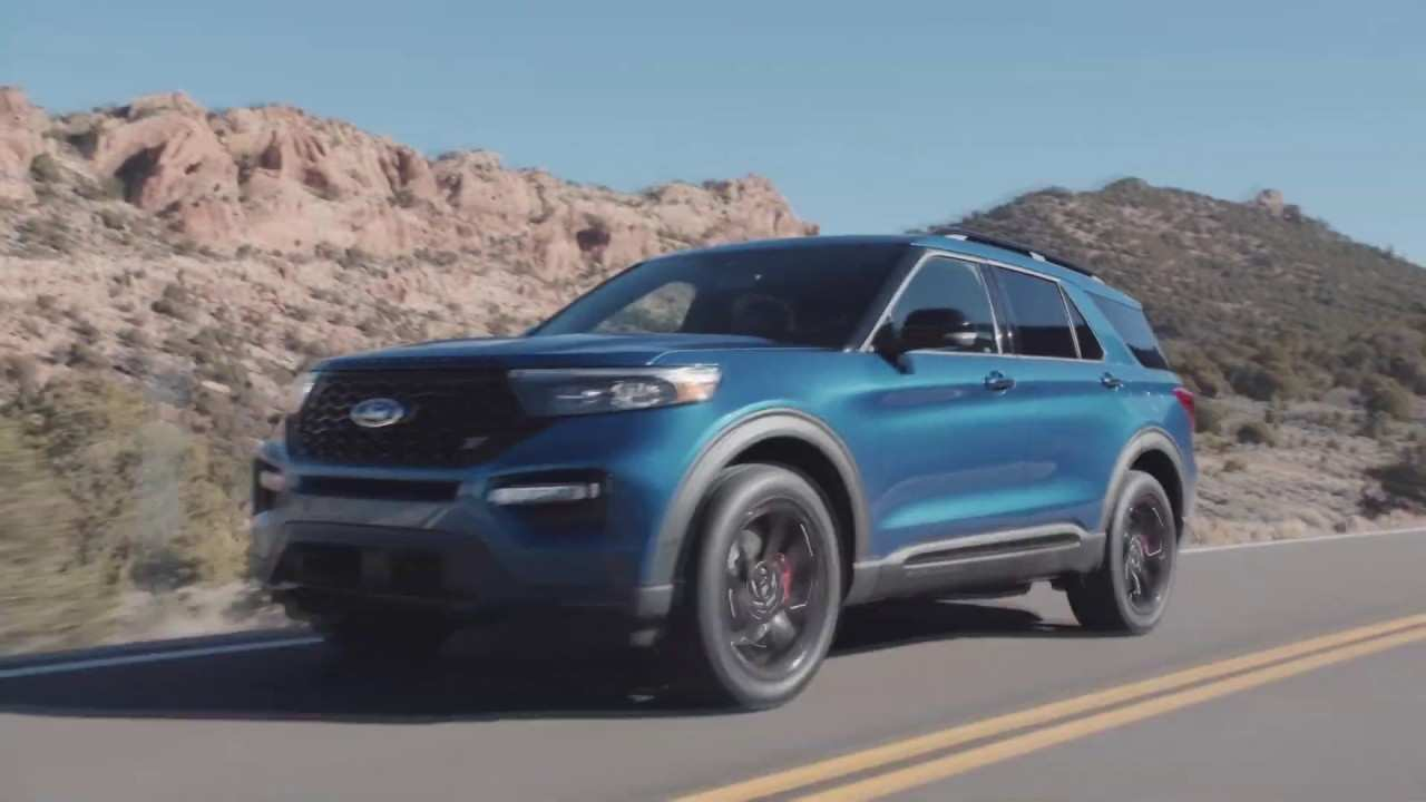 36 New 2020 Ford Explorer St Youtube Pictures by 2020 Ford Explorer St Youtube