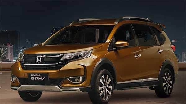 36 New Honda Brv Facelift 2020 Concept for Honda Brv Facelift 2020