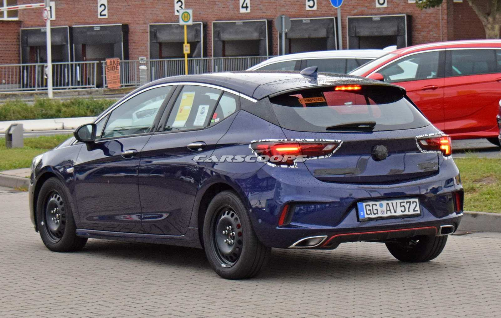36 New Opel Astra Gsi 2020 Overview for Opel Astra Gsi 2020