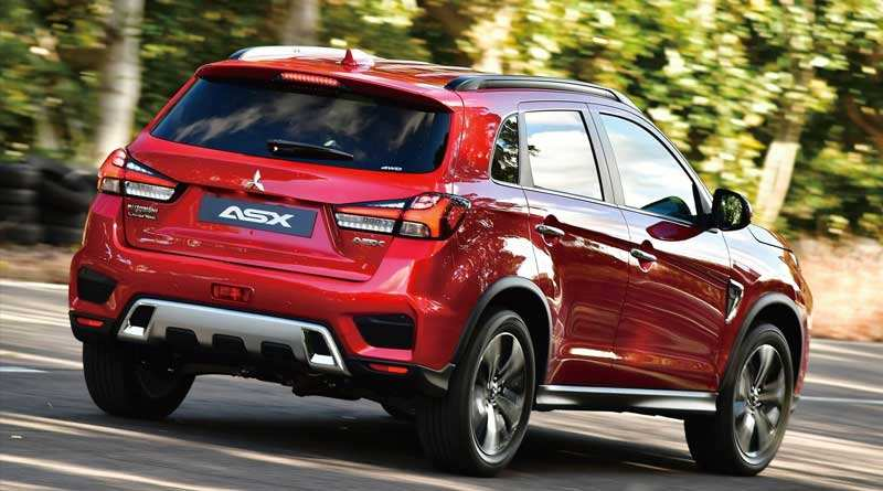 36 The Mitsubishi Suv 2020 Speed Test with Mitsubishi Suv 2020