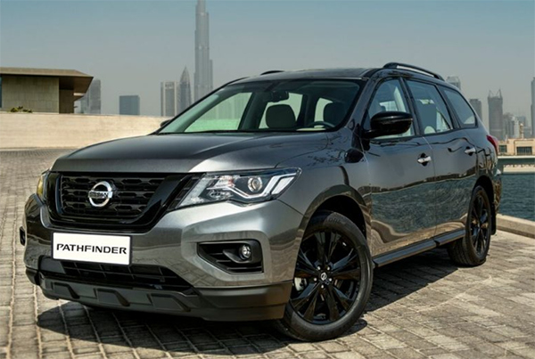 36 The Nissan Pathfinder 2020 First Drive with Nissan Pathfinder 2020