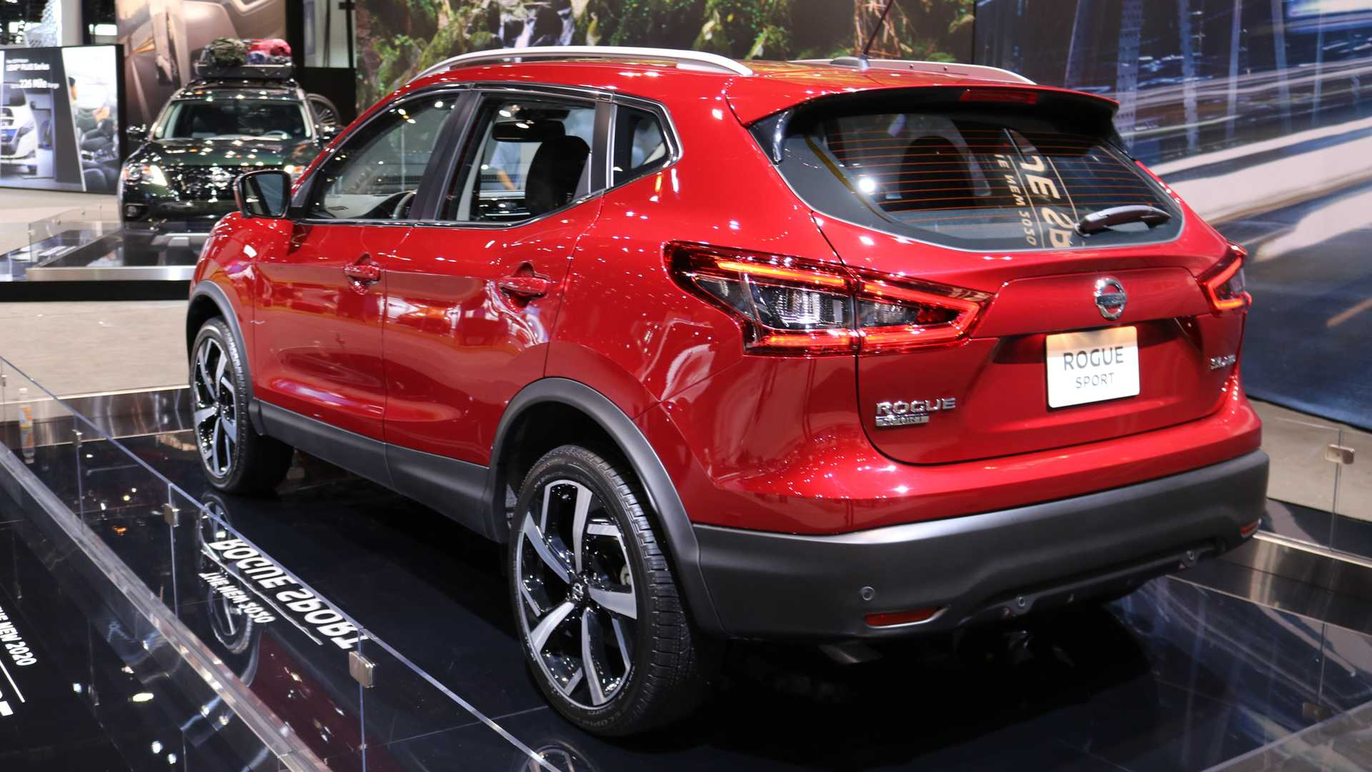36 The Nissan Rogue 2020 Release Date Exterior and Interior by Nissan Rogue 2020 Release Date