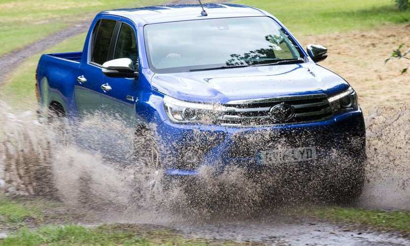 36 The Toyota Hilux 2020 Model Review by Toyota Hilux 2020 Model