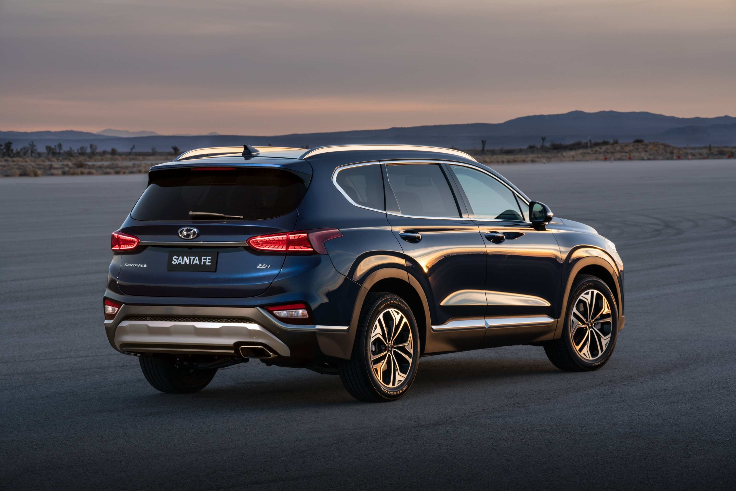 36 The When Will The 2020 Hyundai Santa Fe Be Released Exterior and Interior by When Will The 2020 Hyundai Santa Fe Be Released