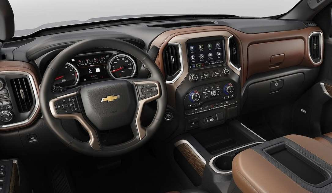 37 All New 2020 Chevrolet Suburban Interior Redesign and Concept with 2020 Chevrolet Suburban Interior