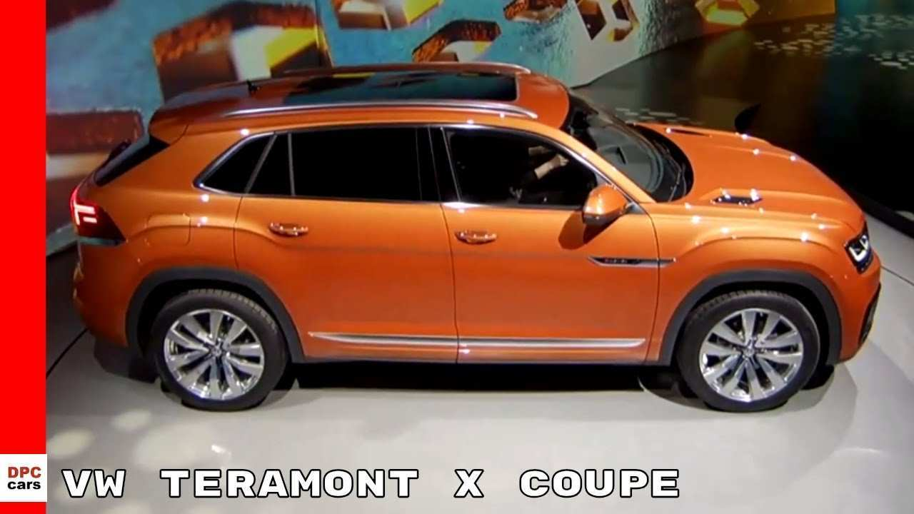 37 All New 2020 Volkswagen Teramont X Spy Shoot for 2020 Volkswagen Teramont X