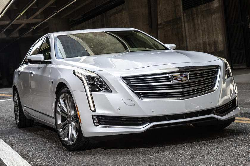 37 All New Cadillac Ct6 2020 Spy Shoot with Cadillac Ct6 2020
