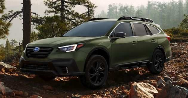 37 All New Subaru Outback 2020 Japan Model for Subaru Outback 2020 Japan