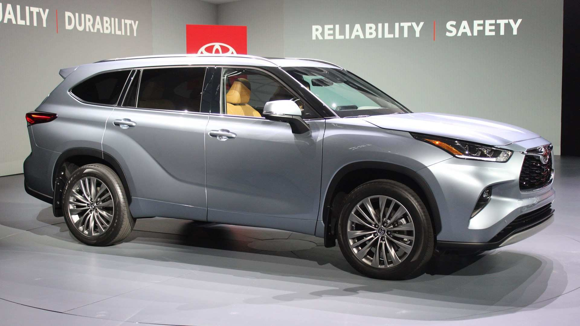 37 All New Toyota Highlander 2020 Release Date Exterior by Toyota Highlander 2020 Release Date