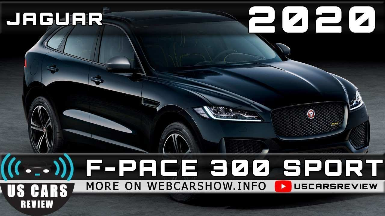 37 Best Review 2020 Jaguar F Pace Release Date Speed Test with 2020 Jaguar F Pace Release Date