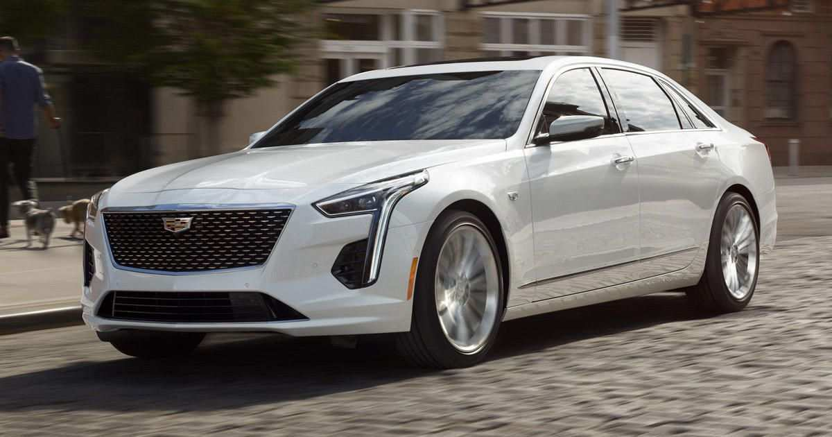 37 Best Review Cadillac Ct6 2020 Performance with Cadillac Ct6 2020
