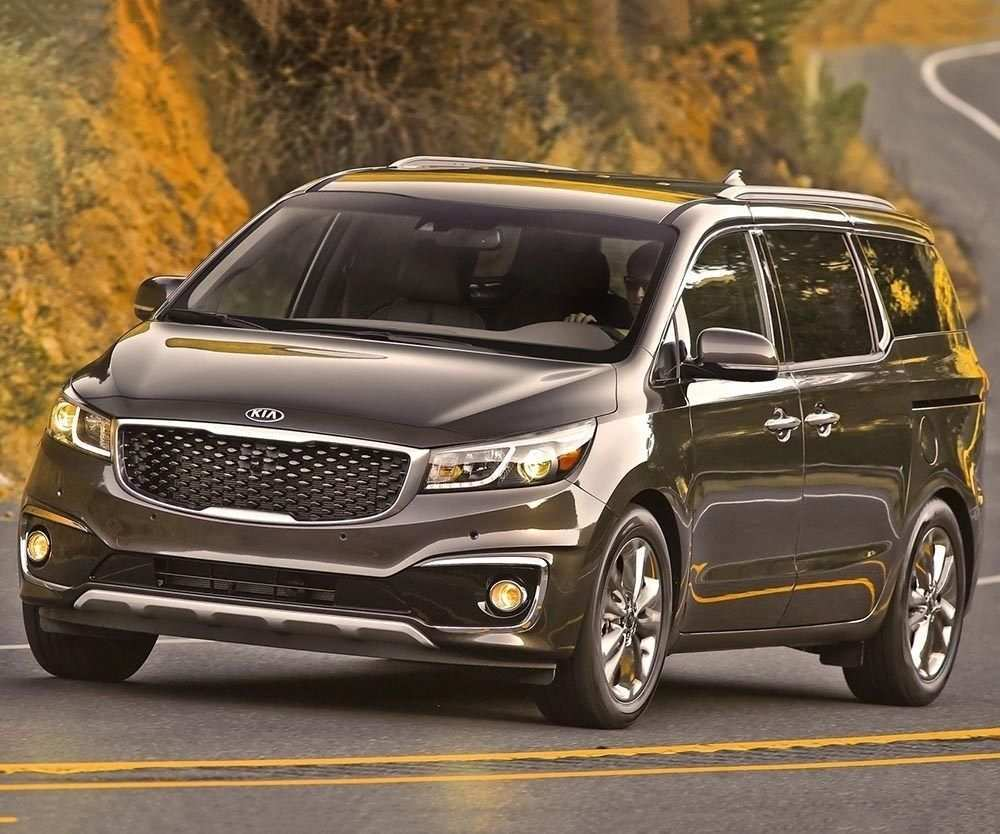 37 Best Review Kia Carnival 2020 First Drive by Kia Carnival 2020