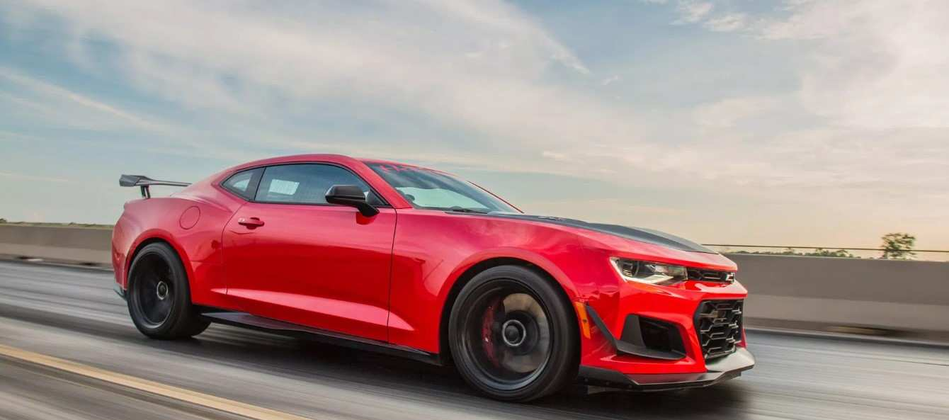 37 Concept of 2020 Chevrolet Camaro Zl1 1Le Pricing by 2020 Chevrolet Camaro Zl1 1Le