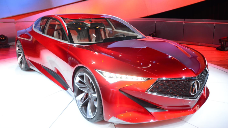 37 Concept of Acura Legend 2020 Redesign and Concept by Acura Legend 2020