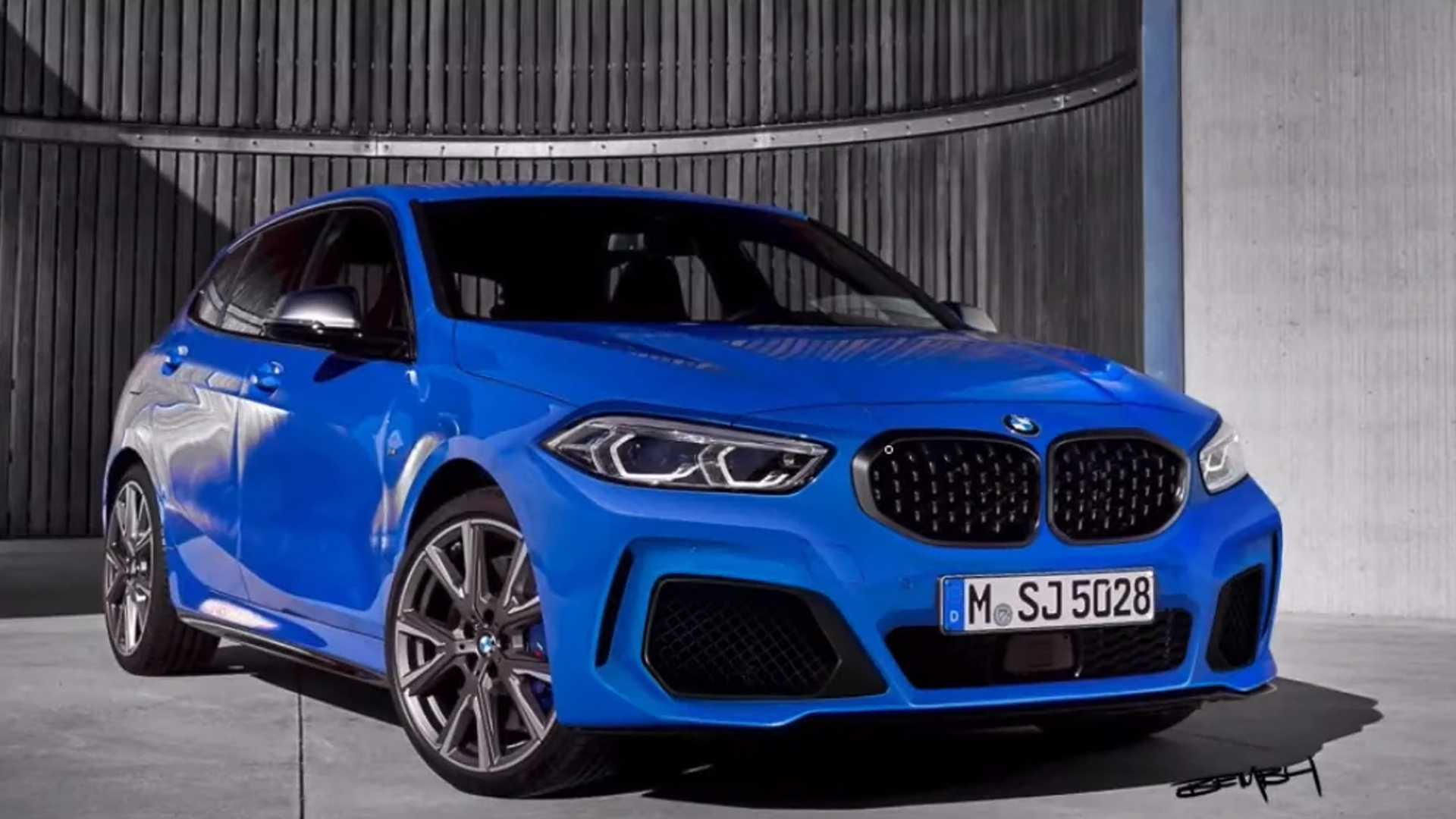 37 Concept of BMW Hatchback 2020 New Review with BMW Hatchback 2020