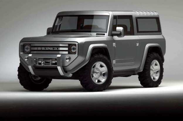 37 Concept of Ford Baby Bronco 2020 Release Date for Ford Baby Bronco 2020