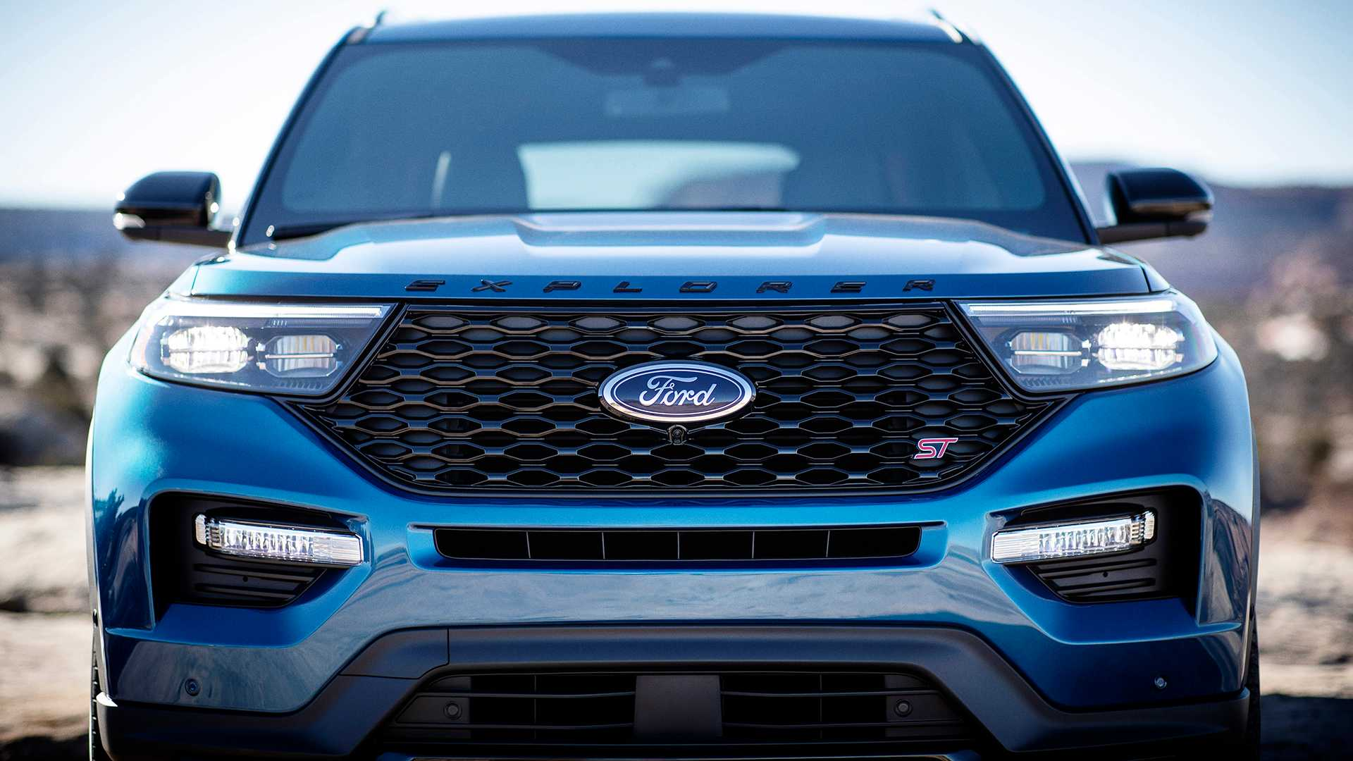 37 Concept of Ford New Explorer 2020 Picture by Ford New Explorer 2020