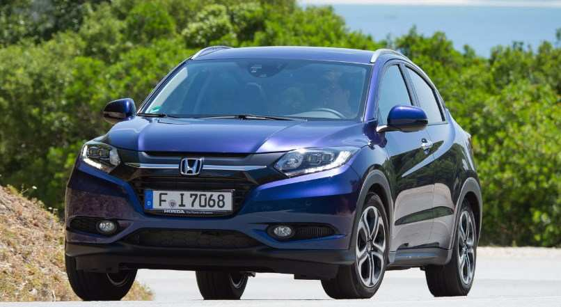 37 Gallery of Honda Hrv Turbo 2020 Rumors by Honda Hrv Turbo 2020