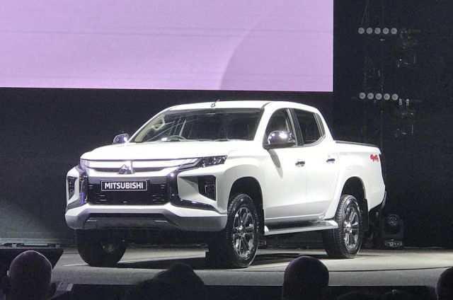 37 Gallery of Mitsubishi Pickup 2020 Rumors for Mitsubishi Pickup 2020