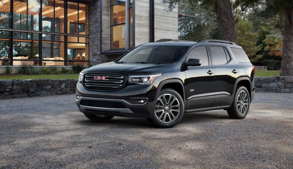 37 Great 2020 Gmc Acadia Length Research New by 2020 Gmc Acadia Length