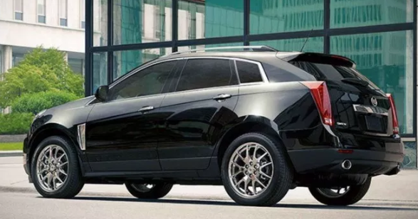 37 Great Cadillac Srx 2020 Speed Test for Cadillac Srx 2020