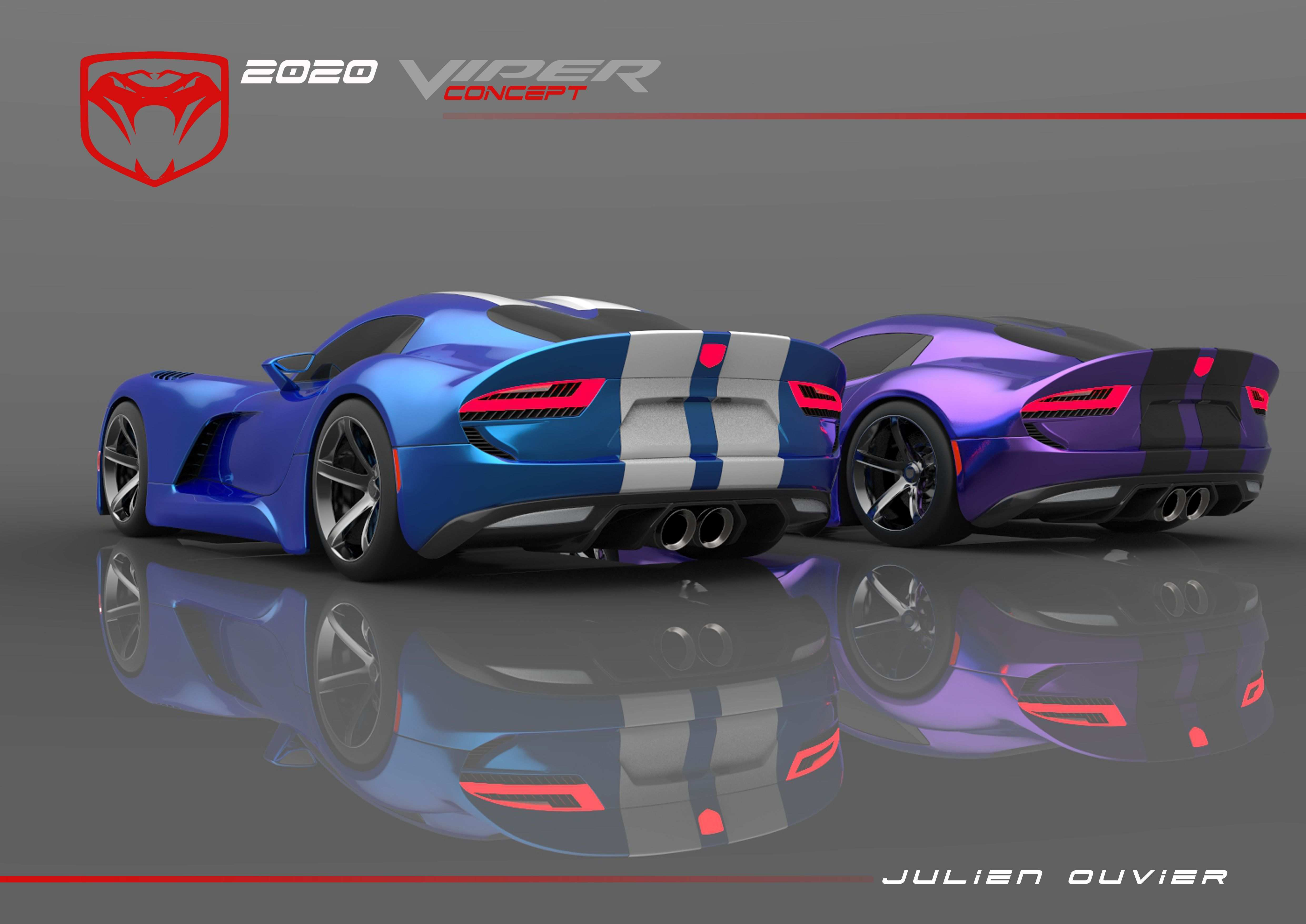 37 Great Dodge Viper Concept 2020 Speed Test by Dodge Viper Concept 2020