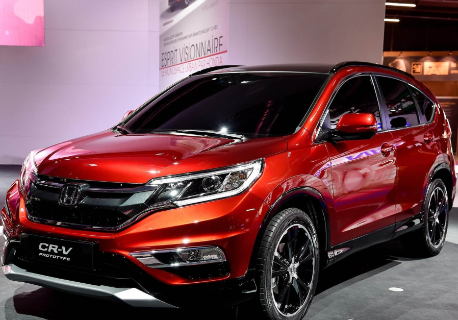 37 Great Honda Crv 2020 Redesign Rumors by Honda Crv 2020 Redesign
