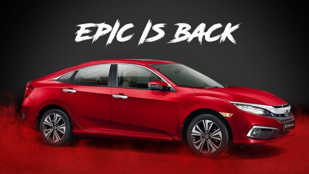 37 Great Honda Yeni Kasa 2020 New Review for Honda Yeni Kasa 2020