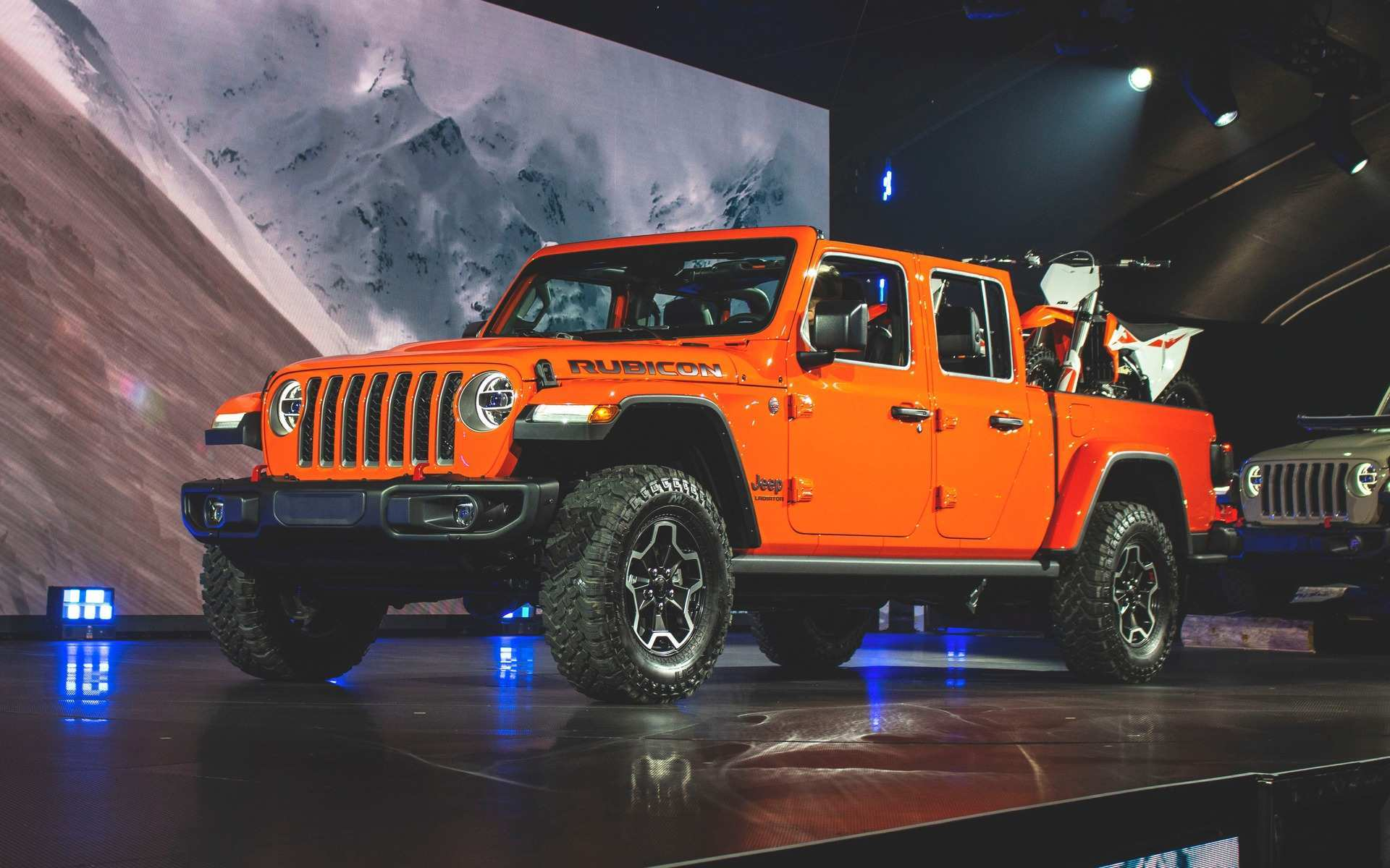 37 Great Jeep Gladiator 2020 Redesign and Concept by Jeep Gladiator 2020