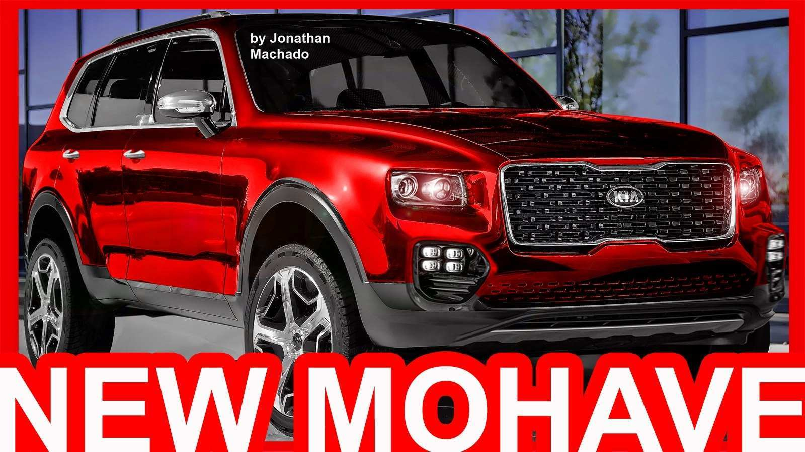 37 Great Kia Mohave 2020 Price Release with Kia Mohave 2020 Price