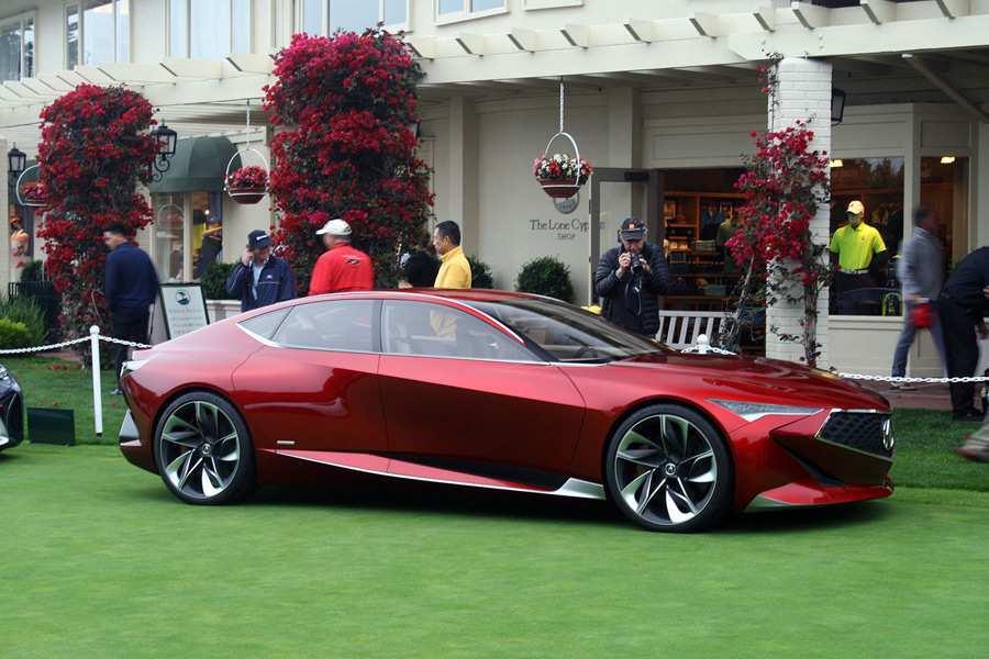 37 New 2020 Acura Pebble Beach Specs by 2020 Acura Pebble Beach