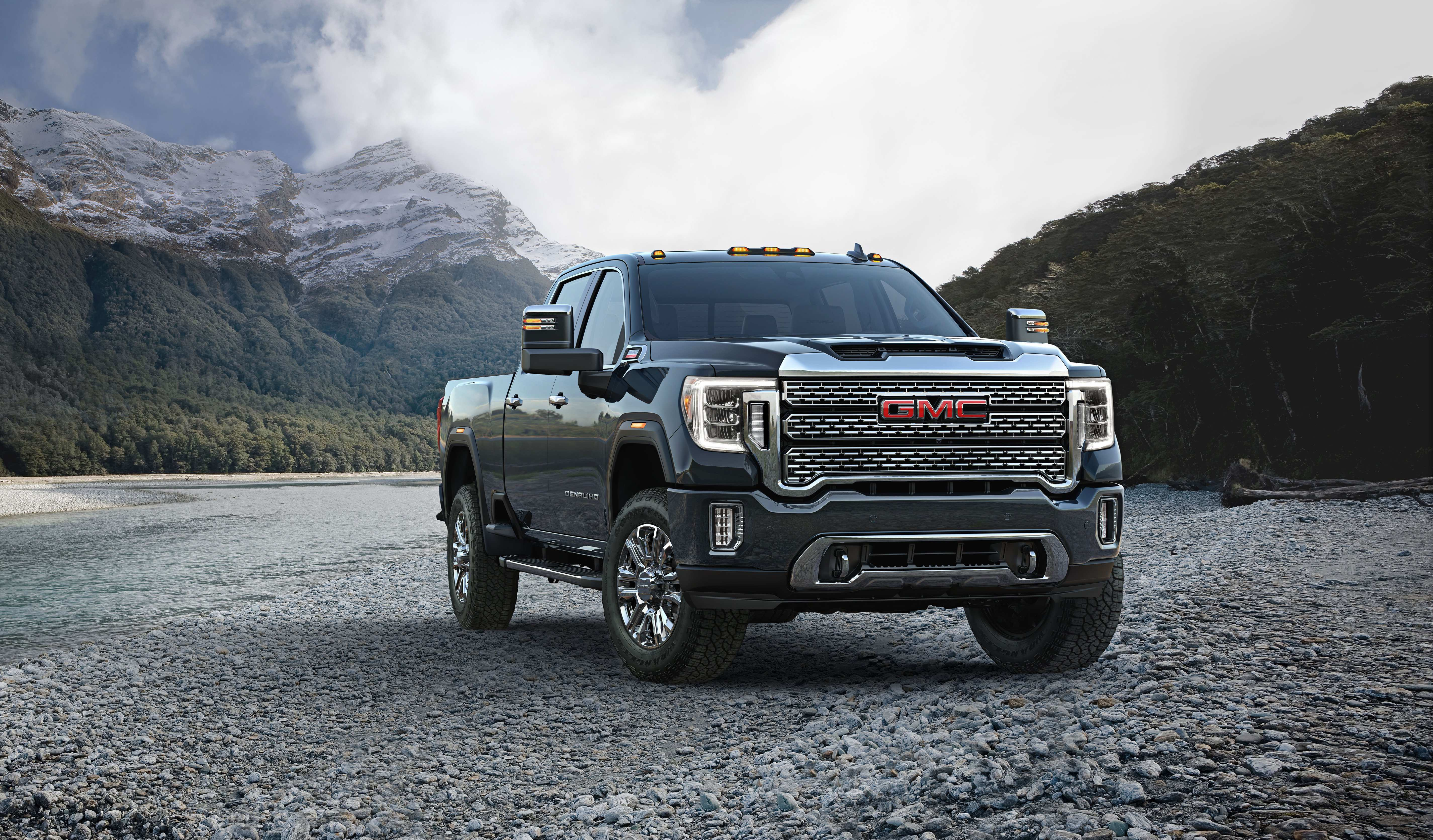 37 New 2020 Gmc 2500 Lifted Engine by 2020 Gmc 2500 Lifted