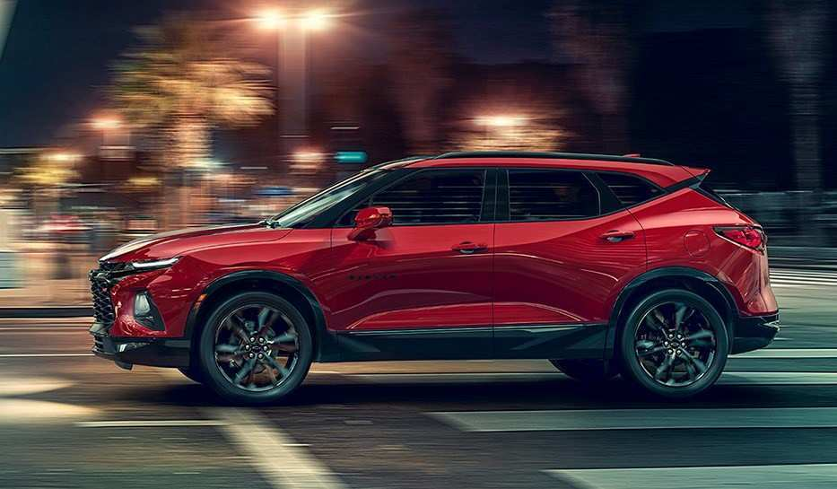 37 New Chevrolet Blazer 2020 Ss With 500Hp New Concept by Chevrolet Blazer 2020 Ss With 500Hp