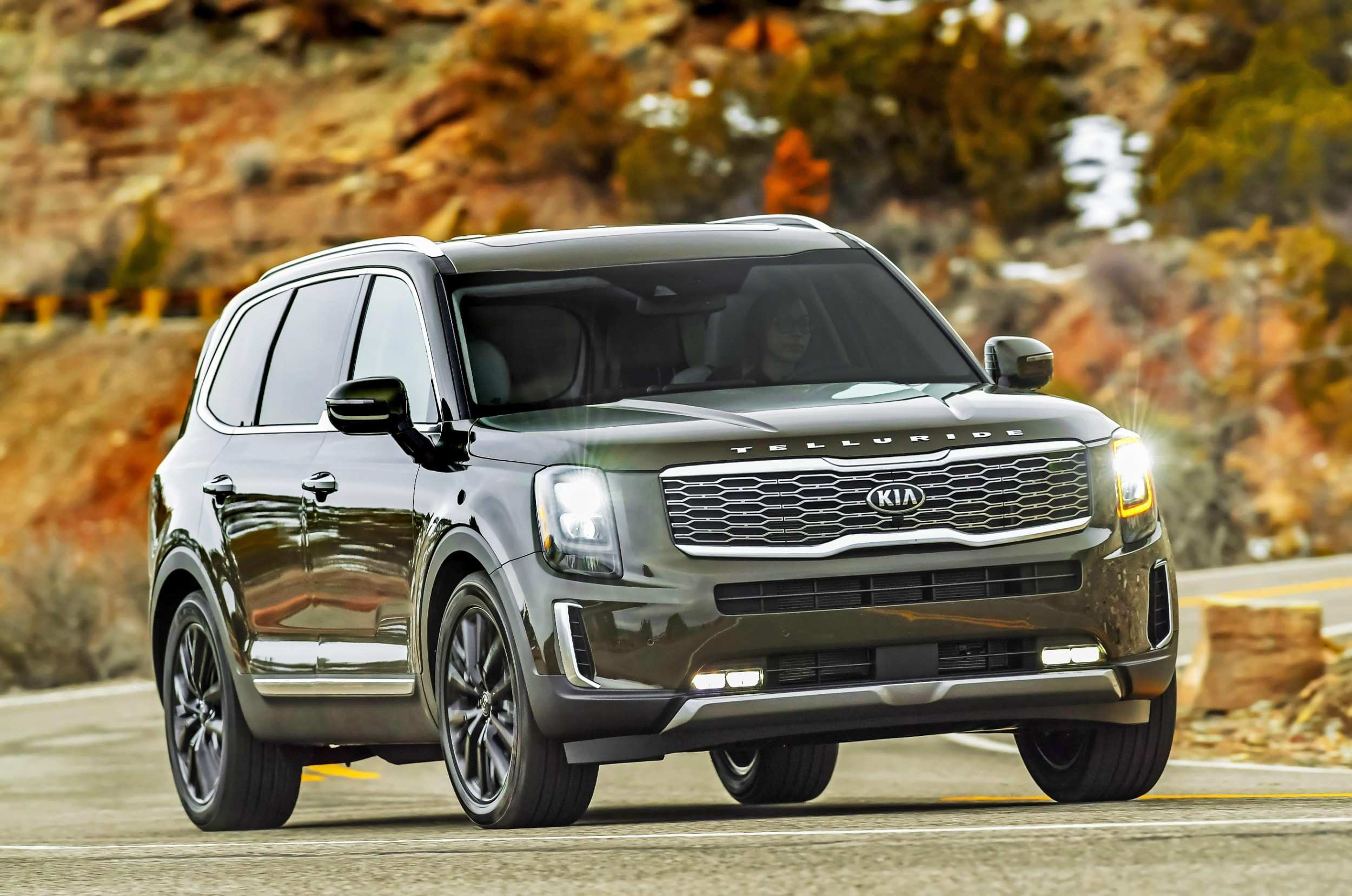 37 New Kia Telluride 2020 Configurations with Kia Telluride 2020