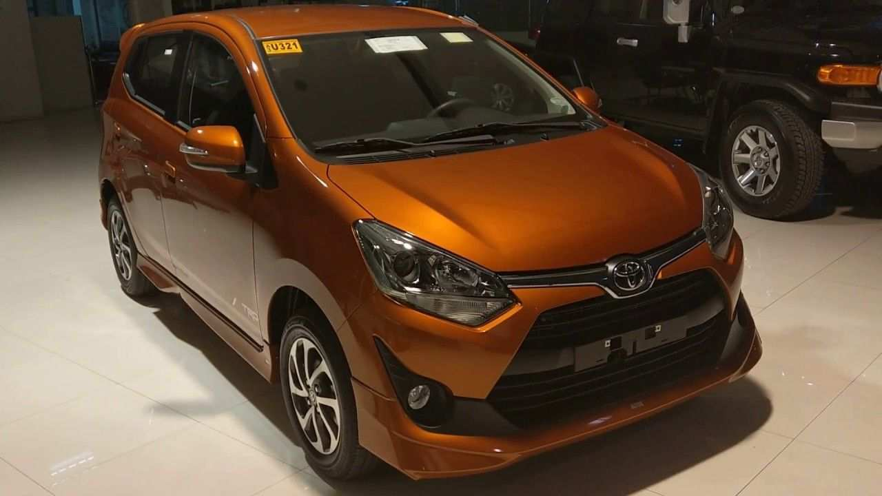 37 The Toyota Wigo 2020 Philippines Exterior for Toyota Wigo 2020 Philippines