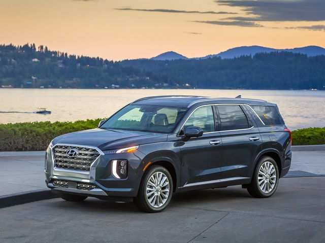38 All New 2020 Hyundai Palisade Trim Levels Images with 2020 Hyundai Palisade Trim Levels