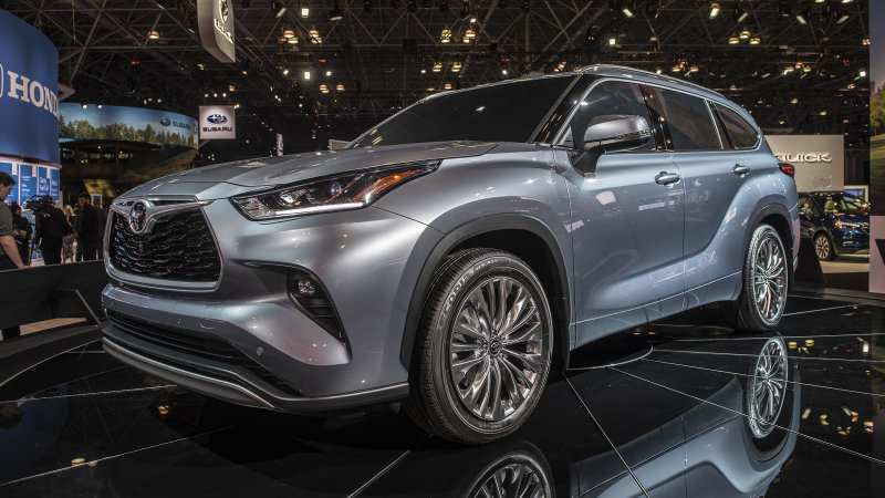 38 All New Toyota Kluger 2020 Redesign with Toyota Kluger 2020