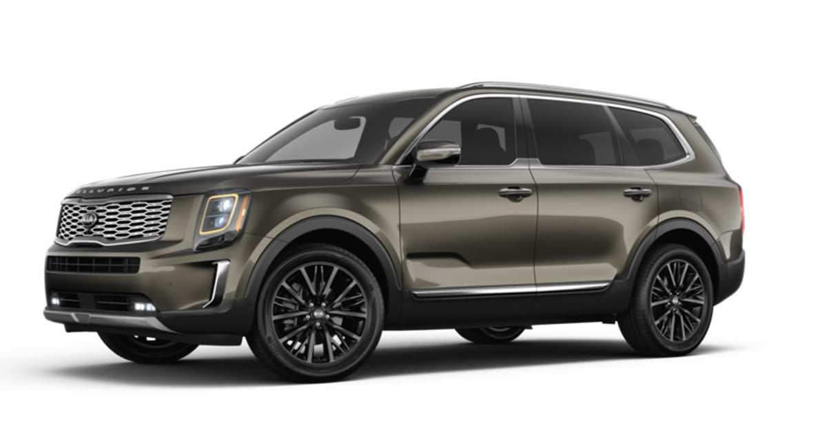 38 Best Review 2020 Kia Telluride Trim Levels Reviews by 2020 Kia Telluride Trim Levels
