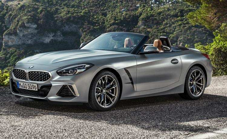 38 Best Review BMW Z4 2020 Specs Performance and New Engine by BMW Z4 2020 Specs